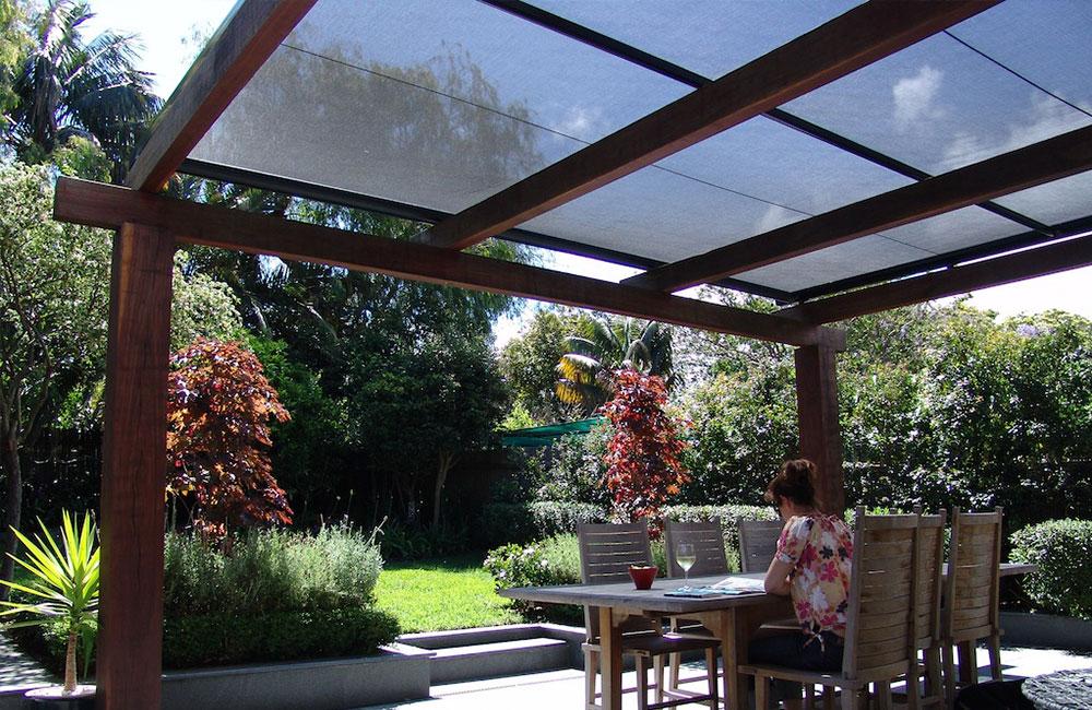 Toldos veranda for Estructura de toldo